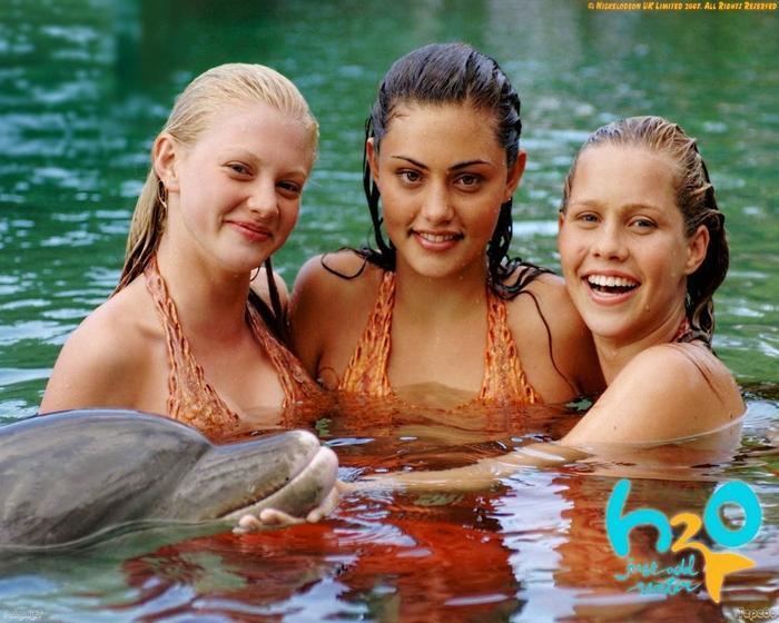 H2O - просто добавь воды - Главная страница